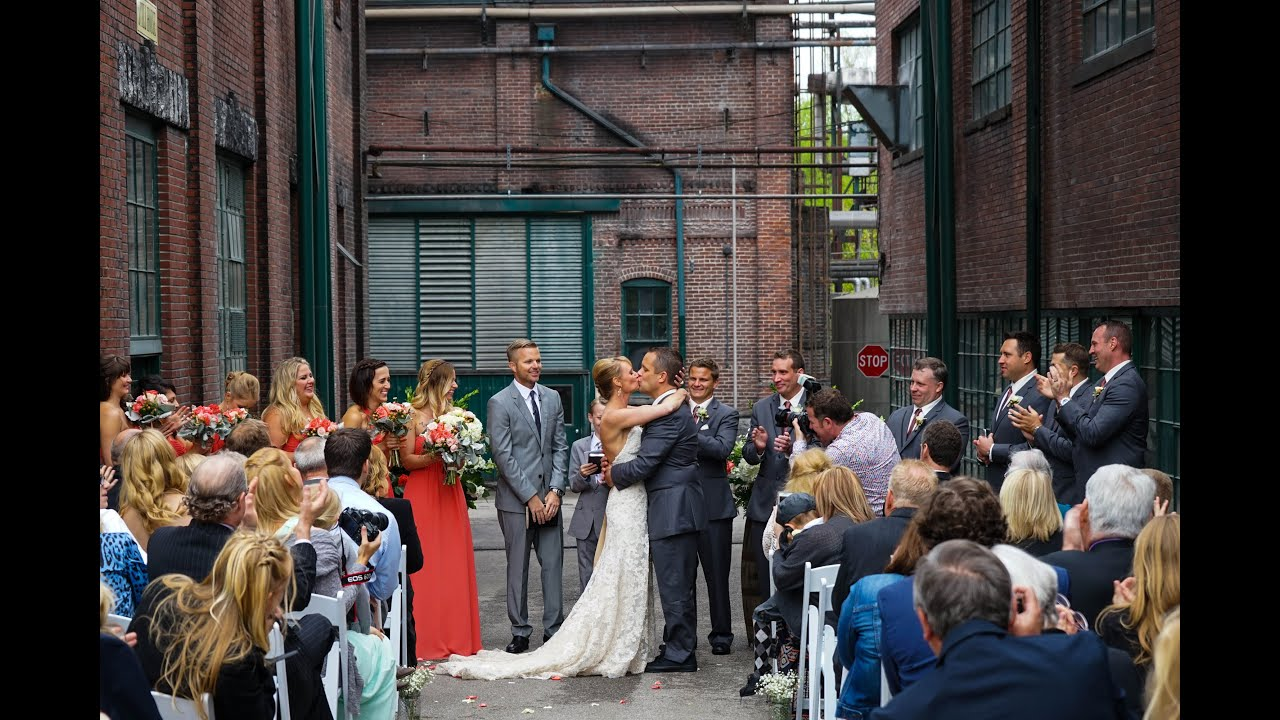 Buffalo Trace Distillery Wedding Quick Highlight Video