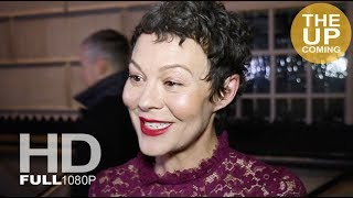 Helen McCrory Interview On London Film Festival Awards 2017 And Peaky Blinders