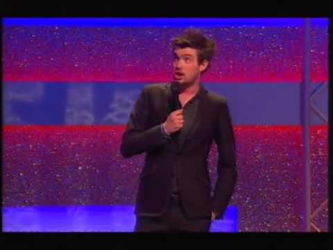 Jack Whitehall Royal Variety Comedy Clip