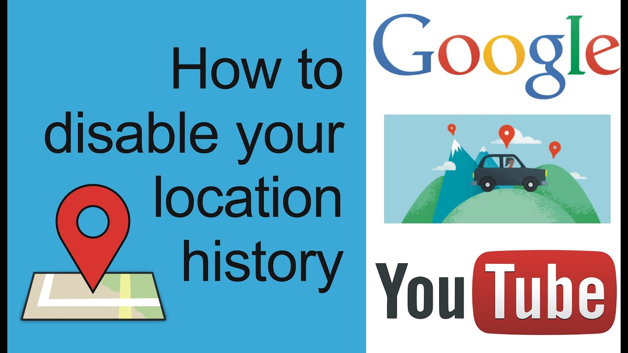 how to delete location history android