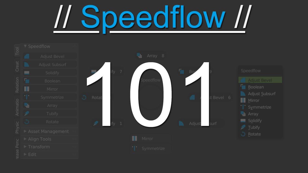 Speedflow - Infographiste 3D Freelance - Pitiwazou
