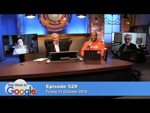 You Can't Taste the Crickets - This Week in Google 529