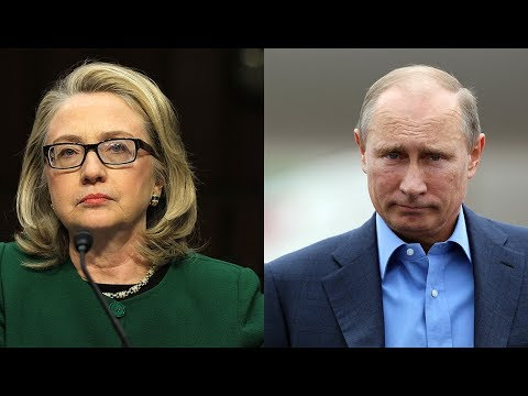Does Hillary Clinton and Putin's Beef Go Back To Fracking?