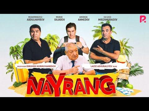 Nayrang (o'zbek film) | Найранг (узбекфильм) #UydaQoling