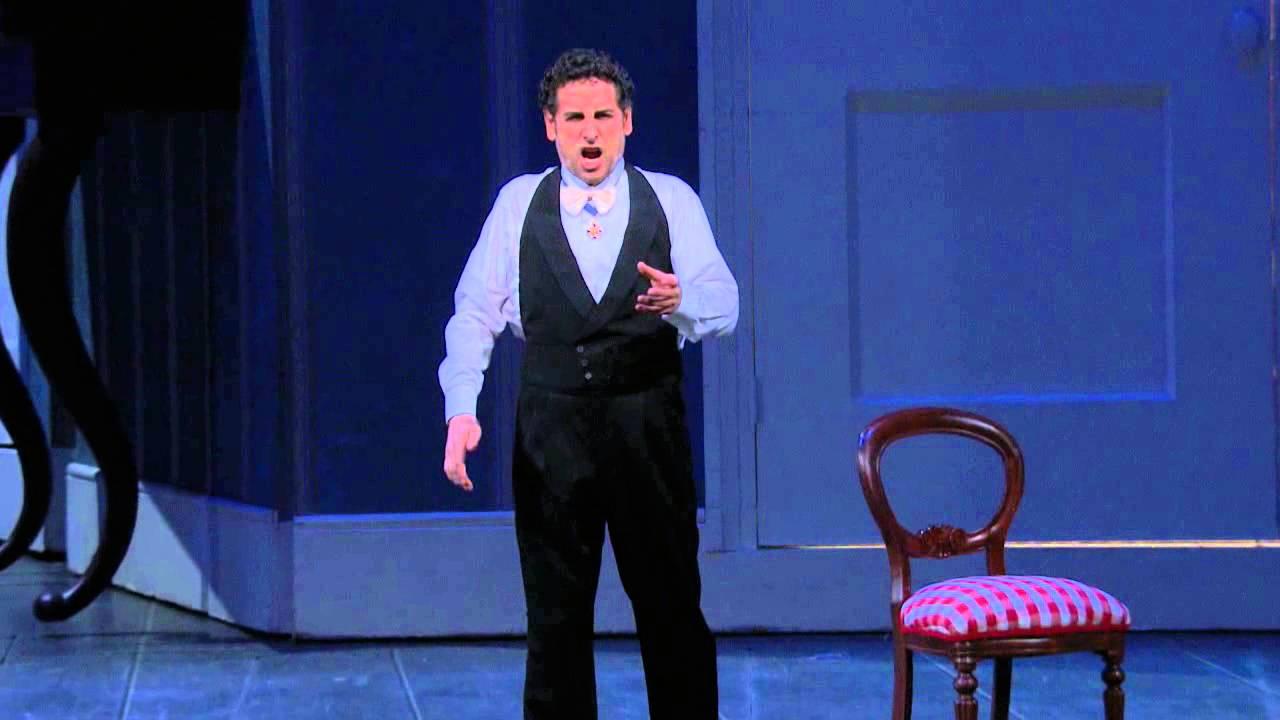 La Cenerentola: Ramiro's Cabaletta – Encore (Juan Diego Flórez)