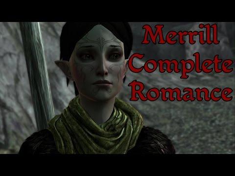 Dragon Age 2 - Merrill Complete Romance