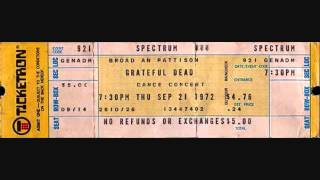 Grateful Dead - Cumberland Blues 9-21-72