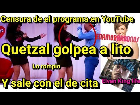 Luchadora golpea - a un hombre en tv y se van de cita en el mejor programa de mexico | Enamorandonos
