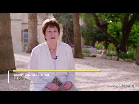 """From Jerusalem, Qumran, and the Studio - """"Redemption"""" Series - (5) The Arrest #40"""