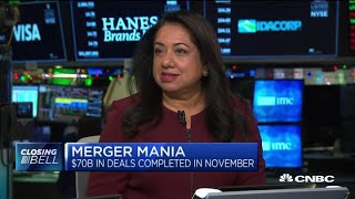 Anu Aiyengar: M&A deals a good sign of what to expect in 2020