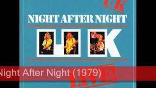 U.K. - Night After Night (1979) / 01. Night after night (5:21)