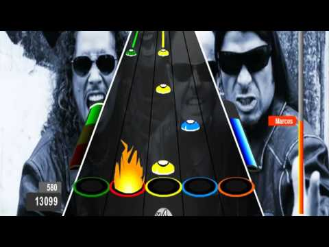 Marcos - the day that never comes-Metallica-100%Fc Dificil-Guitar Flash