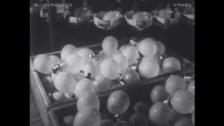 「真空の世界」日映画科学映画製作所1954年製作