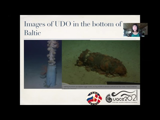 Что же делается на дне Балтийского моря? Лекция на международном форуме по подводной акустике.