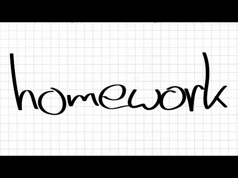 homework - ein Serienpilot