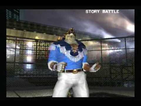 Tekken 4 King Part 2 2 Youtube