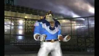 Tekken 4: King part 2/2 thumbnail