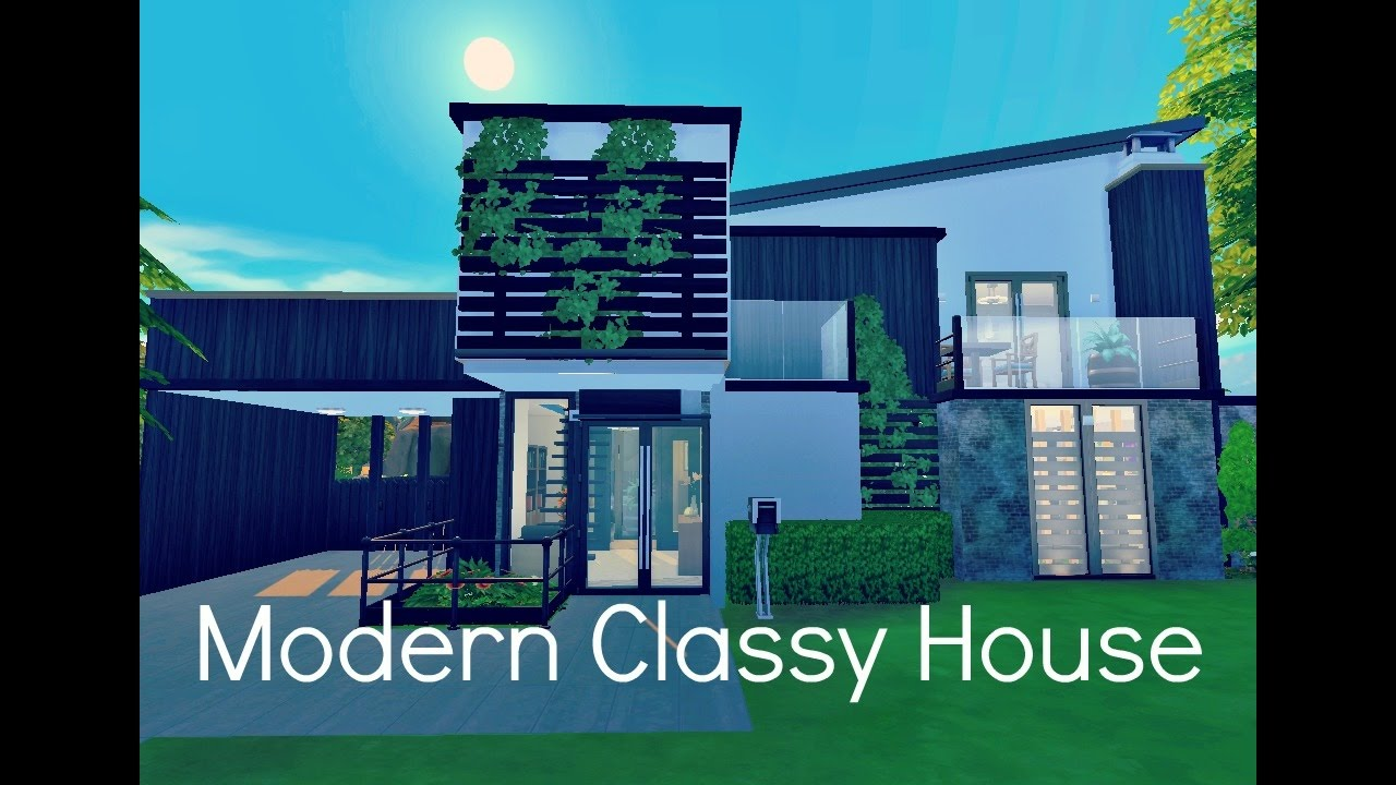 The Sims 4 House Building Modern Designs