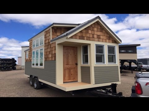 Largest Tiny House the sebastarosa is one of tumbleweeds largest tiny homes it can be built as a Colorados Building The Largest Tiny Home Neighborhood