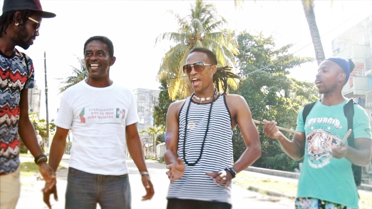 African Rhythms Permeate Cuba's Music