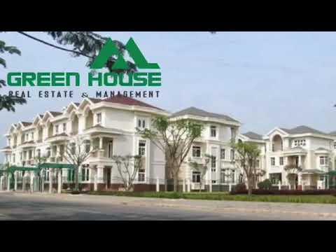 Cần cho thuê biệt thự vườn Mỹ Văn Phú Mỹ Hưng P Tân Phú Quận 7 Green House