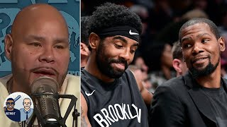 Fat Joe calls out Kevin Durant and Kyrie Irving for choosing Nets over Knicks | Jalen & Jacoby