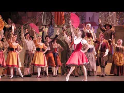 бесплатно посмотреть видео-балет дон кихот