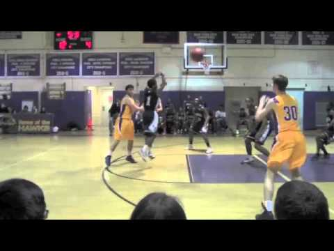 hunter college high school basketball highlights 2012-2013