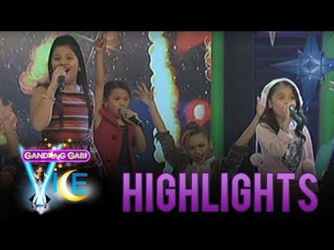 Lyca, Elha, Esang sing their christmas songs for Vice