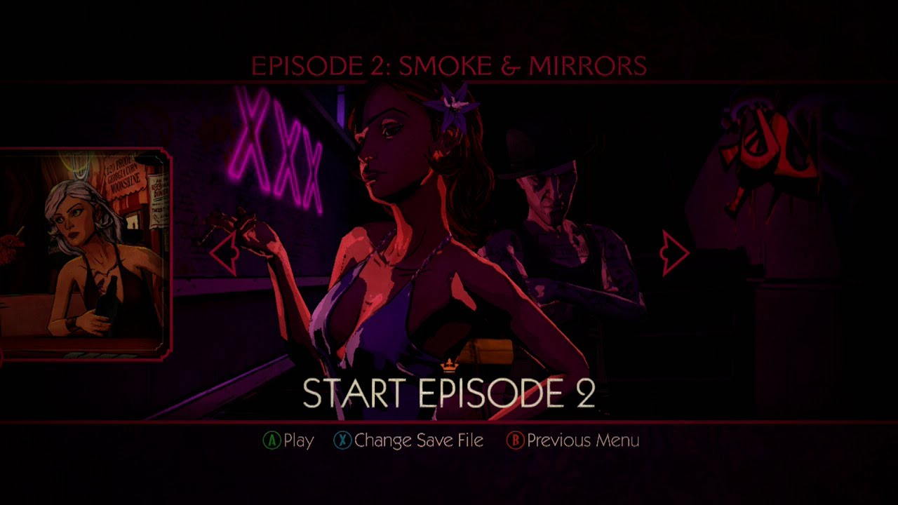 The wolf among us episode 2 smoke mirrors gameplay for Mirror gameplay walkthrough
