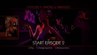 The Wolf Among Us: Episode 2 - Smoke & Mirrors Gameplay Walkthrough [1080p HD]
