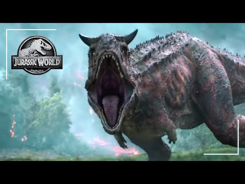 Jurassic World: Fallen Kingdom | The Carnotaurus | Own it 9/4 on Digital, 9/18 on Blu-ray & DVD