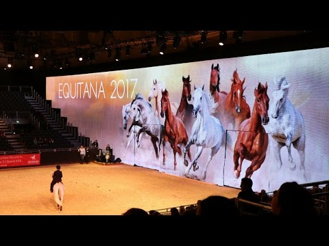 Highlights from Equitana - The Largest Equine Trade Fair in the World