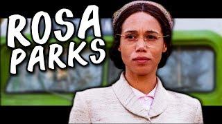 """Pourquoi ROSA PARKS a dit """"non"""" ? - LA LUTTE POUR LES DROITS CIVIQUES"""