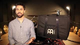 MEINL Percussion - Professional Cajon Bag - MCJB-L