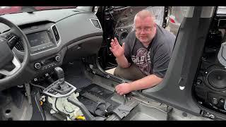 Подразобрали Hyundai Creta 2021 - Что такое мечта россиянина, понимаешь?!