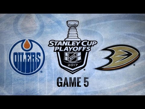 Edmonton Oilers Vs. Anaheim Ducks Game 5 | NHL Game Recap | May 5, 2017 | HD