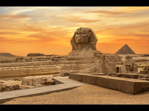 Sphinx Resurrection Chamber, Great Pyramid Real Age, Who Built it & Why, Star Codes, Michael Feeley