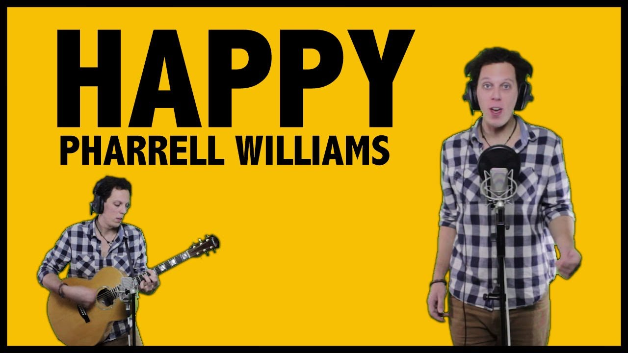 Pharrell Happy Cover