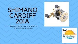 SHIMANO CARDIFF 201A RECENSIONE E CONSIGLI