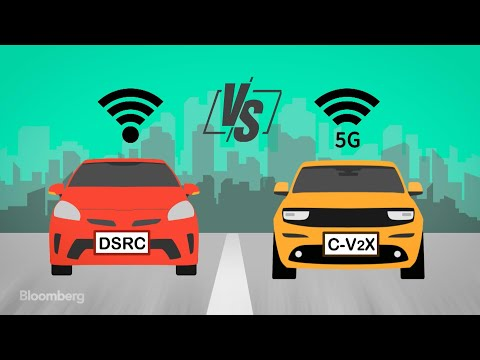 5G and the Future of Connected Cars