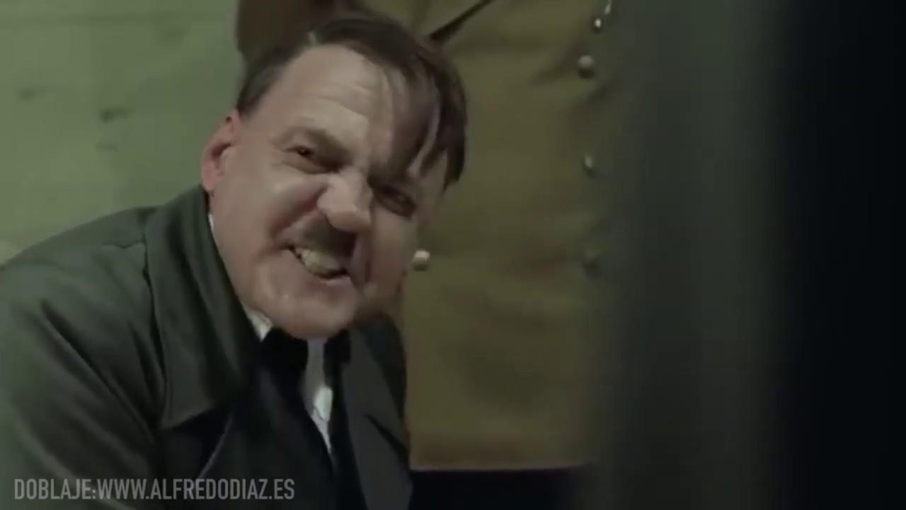 Hitler se entera de la posible nueva prorroga