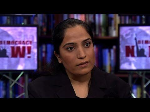 """Imperialism & Fundamentalism Have Joined Hands"": Malalai Joya on 12 Years of U.S.-Led Afghan War"