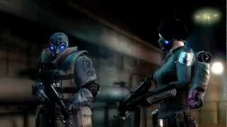 Resident Evil Operation Racoon City ALL CUTSCENES 1080p