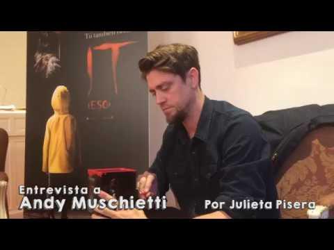 Entrevista a Andy Muschietti, director de...