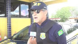 PRF regional vale do Jaguaribe realiza operação Carnaval 2017