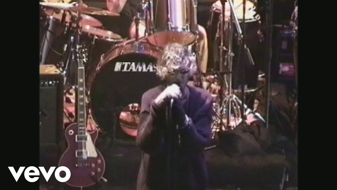 Mad Season - Wake Up (Live at the Moore, Seattle, 1995)