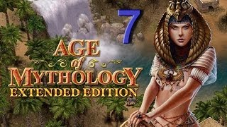 Age of Mythology: Extended Edition. M 7 - More Bandits. Campaign walkthrough. Difficulty - Titan.