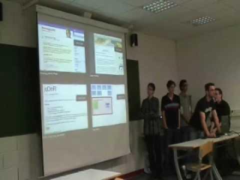 Geek Academy juillet 2009 - Rich Internet Application 3/3