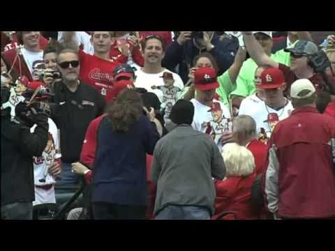 Redbirds honor Musial